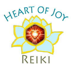 Heart of Joy Reiki Logo